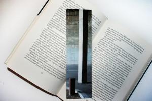 beeld bij het boek en legger