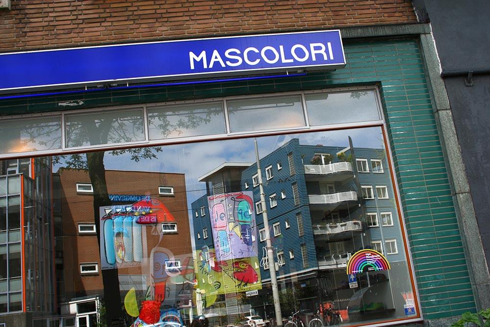 Kijk door bij Mascolori!